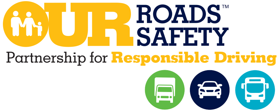 Our Roads, Our Safety Logo