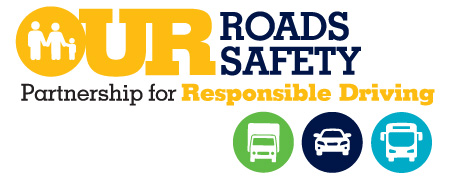 Our Roads Our Safety Partnership for Responsible Driving Logo