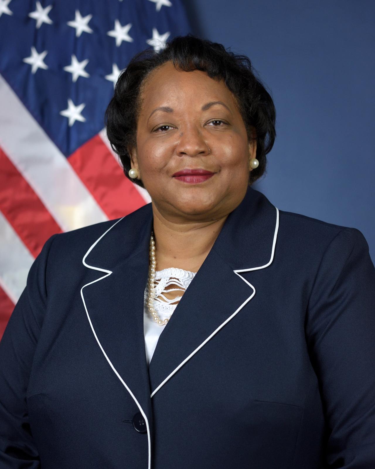 Sharon Worthy, Director of External Affairs