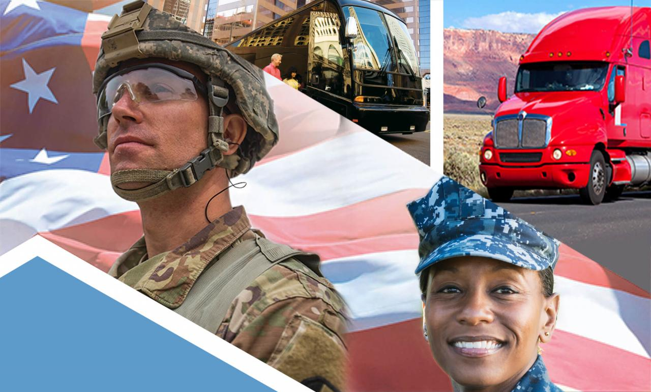 Military Driver Programs | Federal Motor Carrier Safety