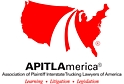 The Association of Plaintiff Interstate Trucking Lawyers of America logo
