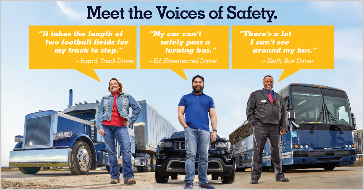 Meet the voices of safety postcard thumbnail