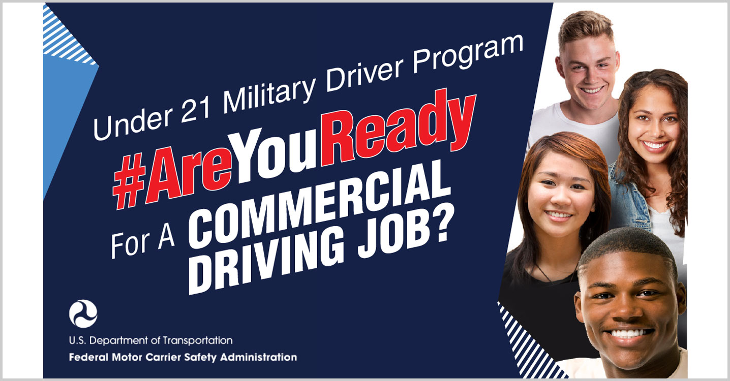 Under 21 Military Program Contact Card thumbnail