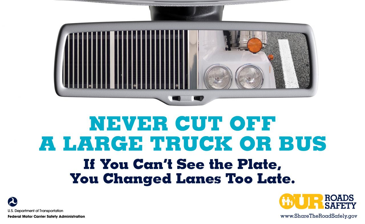 Public service announcements federal motor carrier for Federal motor carrier phone number