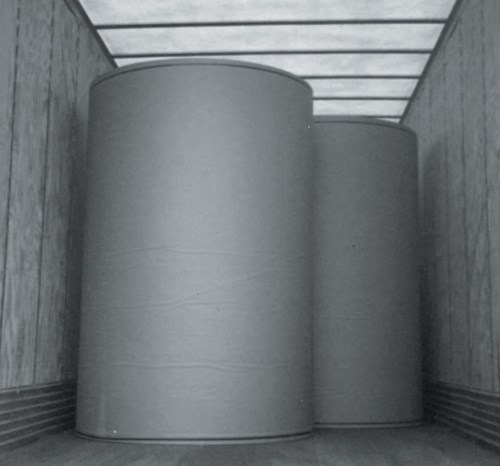 Picture of two paper rolls