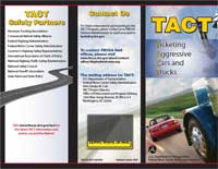 What is TACT Brochure cover page