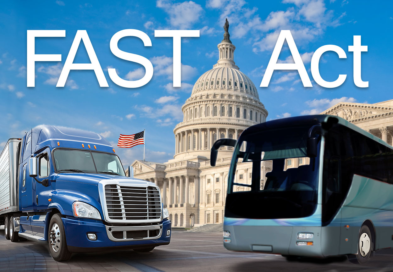 Fast Act Federal Motor Carrier Safety Administration