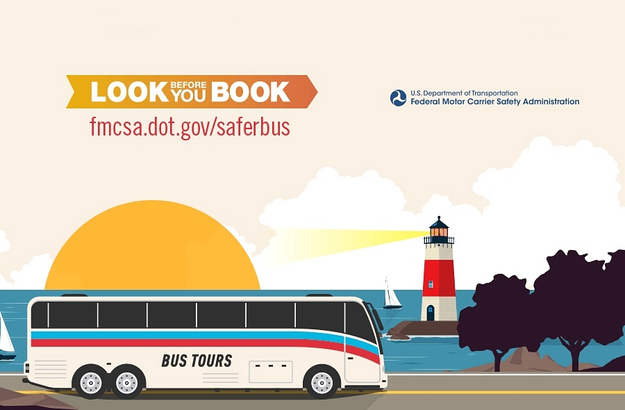 Planning a bus trip look before you book federal motor for What is the federal motor carrier safety regulations