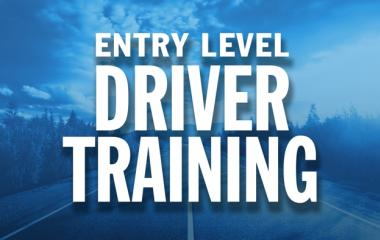 FMCSA proposes national training standards for entry-level truck and bus drivers.