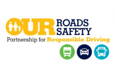 Our Roads, Our Safety program raises awareness on safely sharing the road with large vehicles.