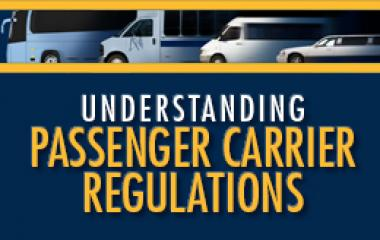 FMCSA provides guidance on existing federal passenger carrier regulations