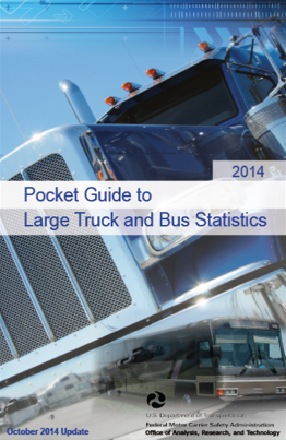 Pocket Guide To Large Truck And Bus Statistics Federal